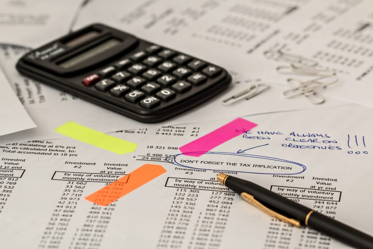 Regn ut renten din med en lånekalkulator